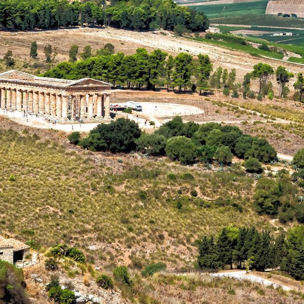 Tempio di Segesta, Palermo
