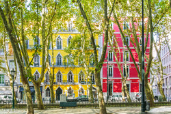 Architectures and Colours of Lisboa