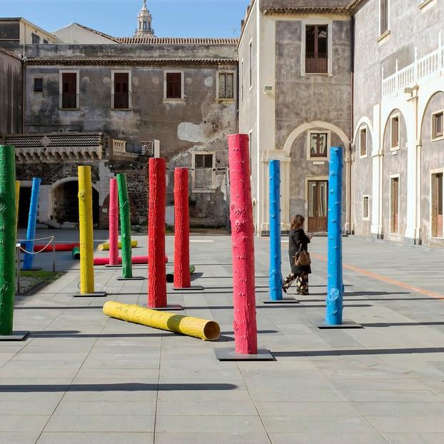Palazzo della Cultura, Catania