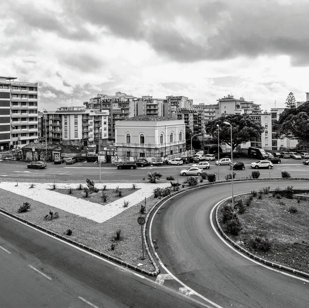 Tondo Gioeni, Catania