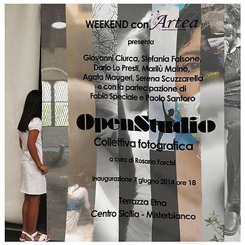 Open Studio. Collettiva fotografica a cura di Rosaria Forcisi