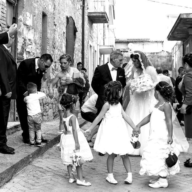 Wedding, Sicily