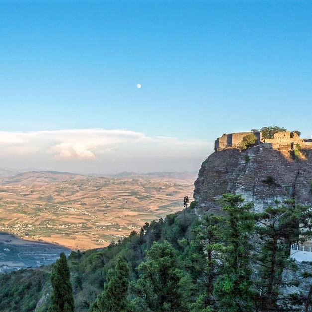 Castello di Venere, Erice, Trapani