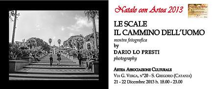 Mostra fotografica Natale con Artea 2013