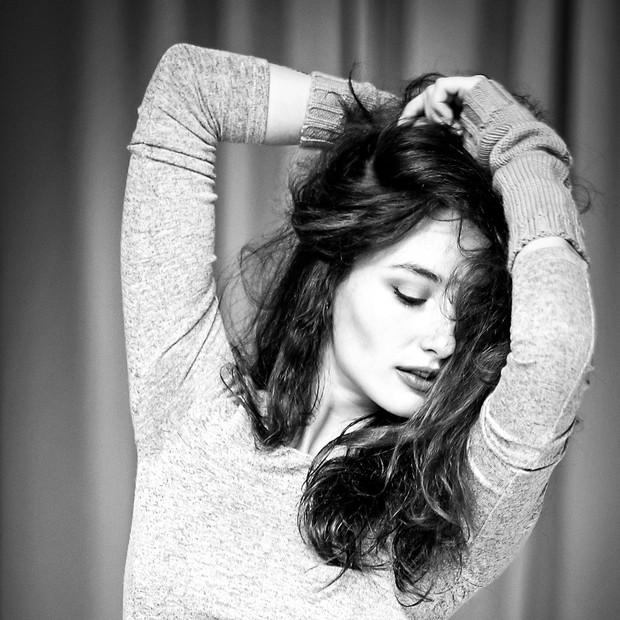 Martina Tosi, Modella