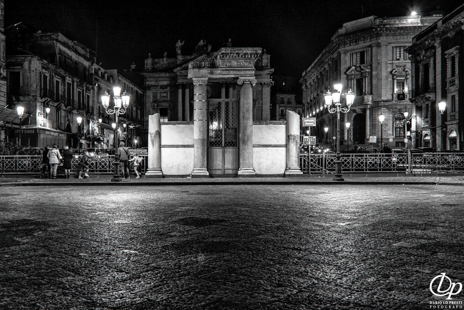 Piazza Stesicoro, Catania