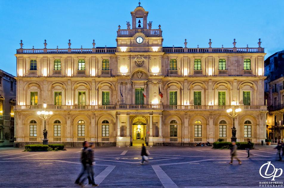 Palazzo Università, Catania