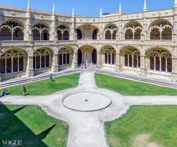 Monastero dos Jeronimos, Lisbona