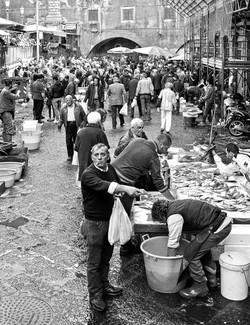 La pescheria di Catania