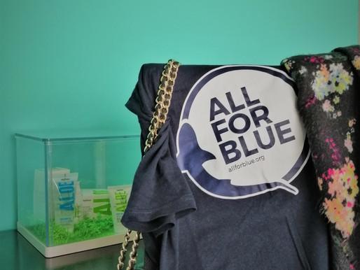 All for blue: Ο ΓΥΡΟΣ ΤΩΝ ΥΔΑΤΙΝΩΝ ΟΙΚΟΛΟΓΙΚΩΝ ΑΝΑΖΗΤΗΣΕΩΝ ΣΕ 365 ΜΕΡΕΣ