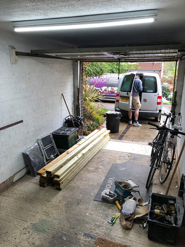 Beckenham Garage Conversion  Job
