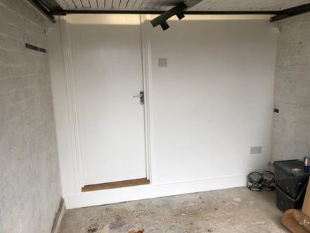 Beckenham - New stud wall