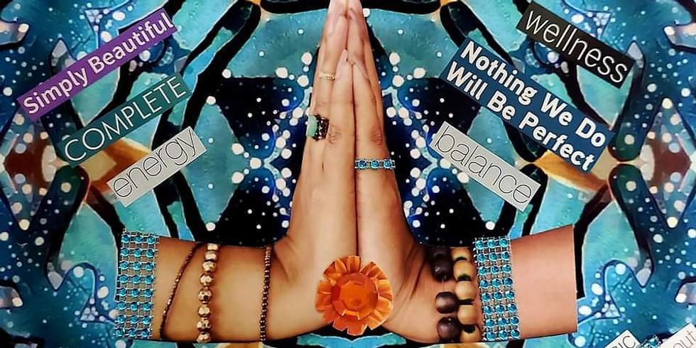 Mandala Vision Board Workshop