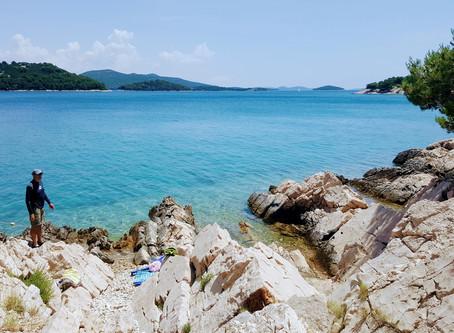 Our 5 most favorite Murter beaches