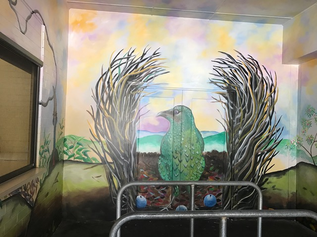 Samantha Wortelhock Mural Painter and Visionary Artist South Tweed Heads 2