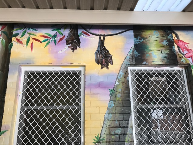 Samantha Wortelhock Mural Painter and Visionary Artist South Tweed Heads 6