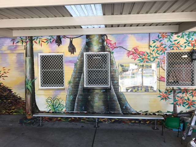 Samantha Wortelhock Mural Painter and Visionary Artist South Tweed Heads 5
