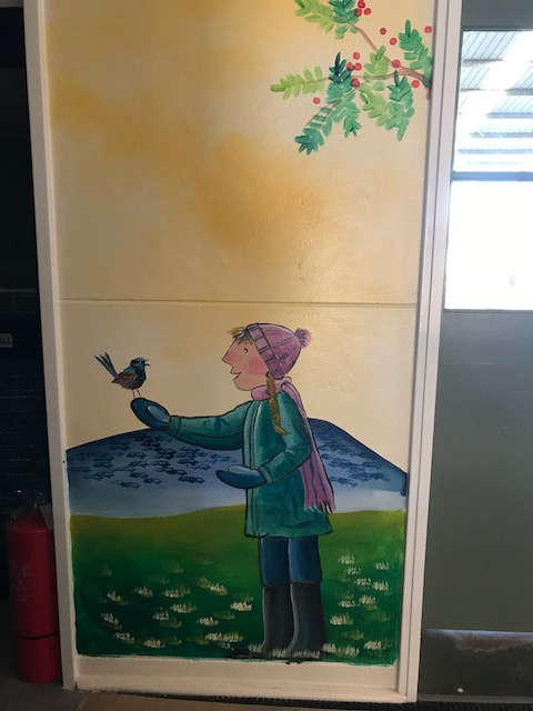 Tenterfield Mural 1 Artist Byron Bay