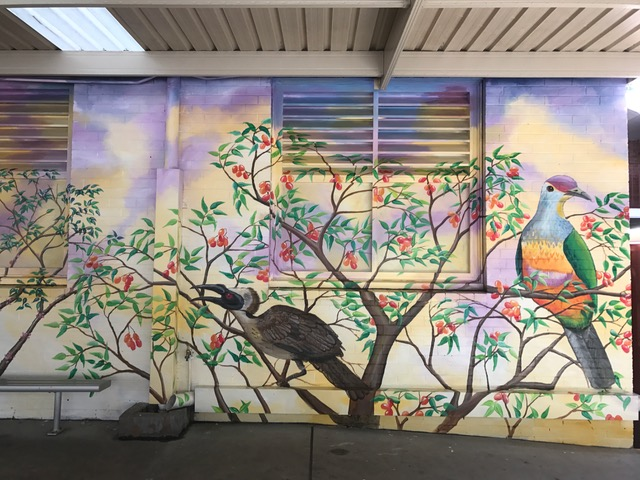 Samantha Wortelhock Mural Painter and Visionary Artist South Tweed Heads 9