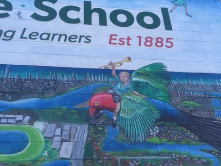 Love Keeps Lifting Us Higher - Benowa State School