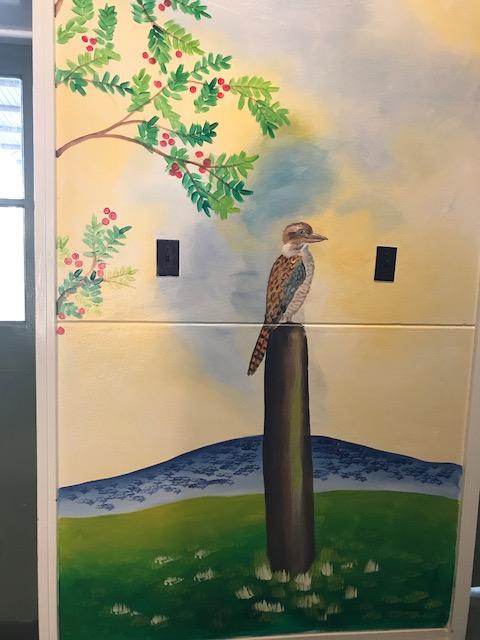 Tenterfield Mural 2 Artist Byron Bay