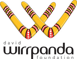 David Wirrpanda Foundation Logo