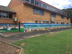 Ballina Public School Mural