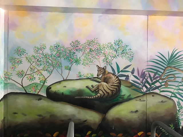 Samantha Wortelhock Mural Painter and Visionary Artist South Tweed Heads 3