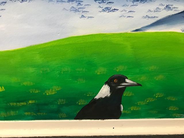Tenterfield Mural 13 Artist Byron Bay