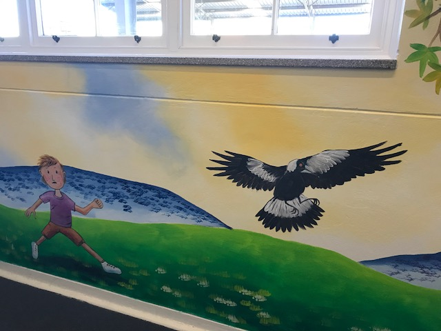 Tenterfield Mural 6 Artist Byron Bay