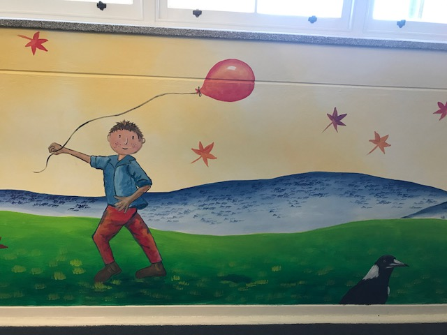 Tenterfield Mural 12 Artist Byron Bay