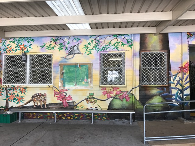 Samantha Wortelhock Mural Painter and Visionary Artist South Tweed Heads 14