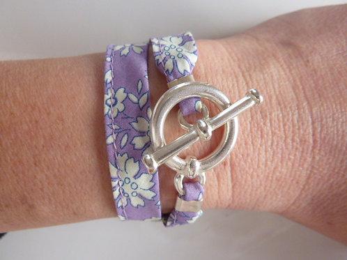 Bracelet ruban Liberty