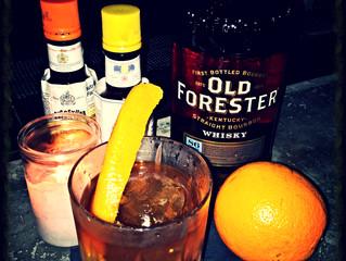 Finka's Cuban Old Fashioned