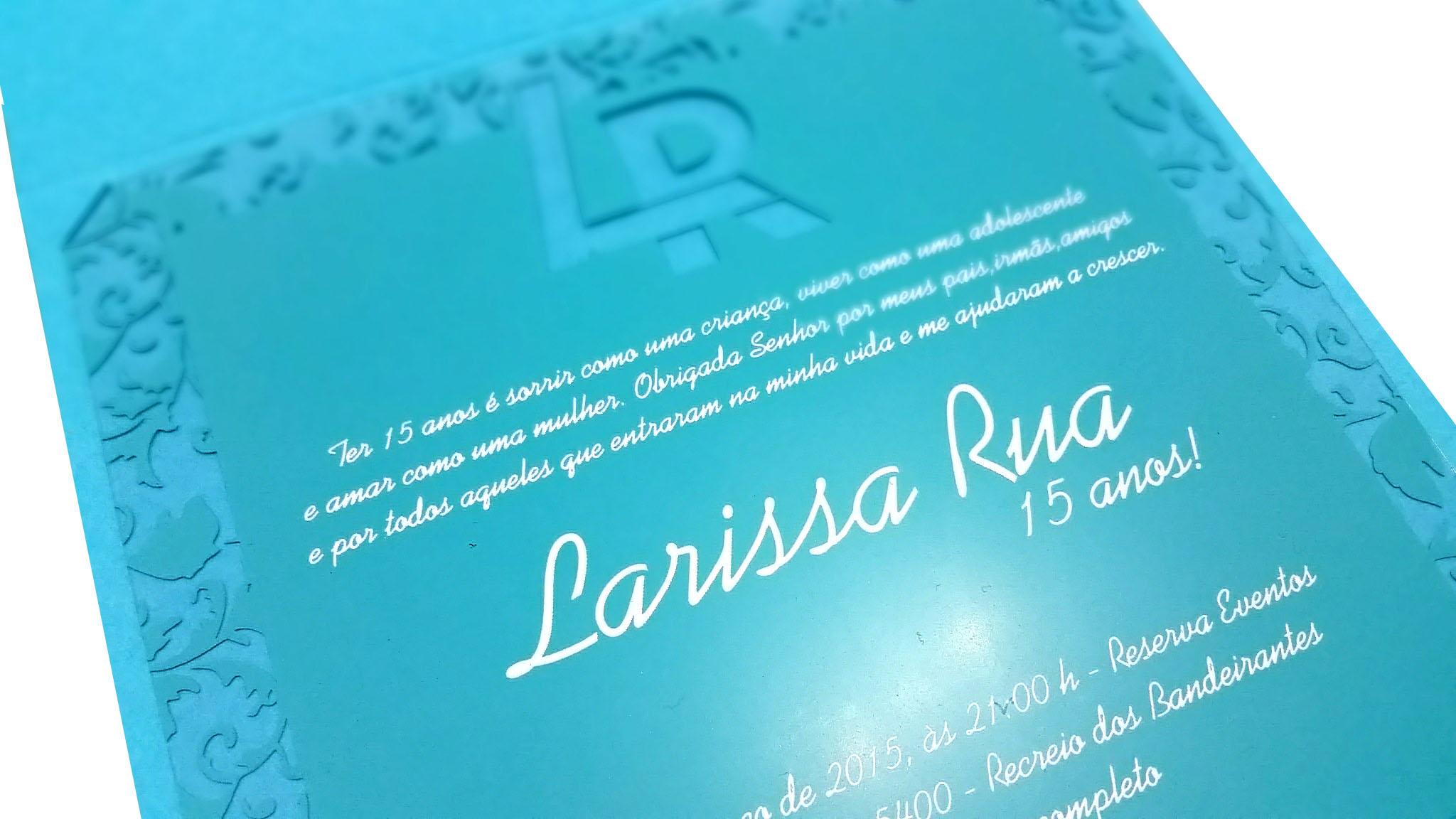 REF - Larissa Debutante
