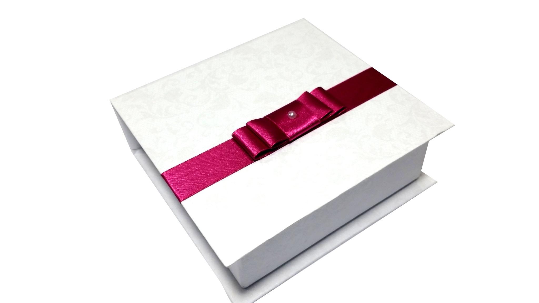 REF 0871 - Caixa PP Quadrada