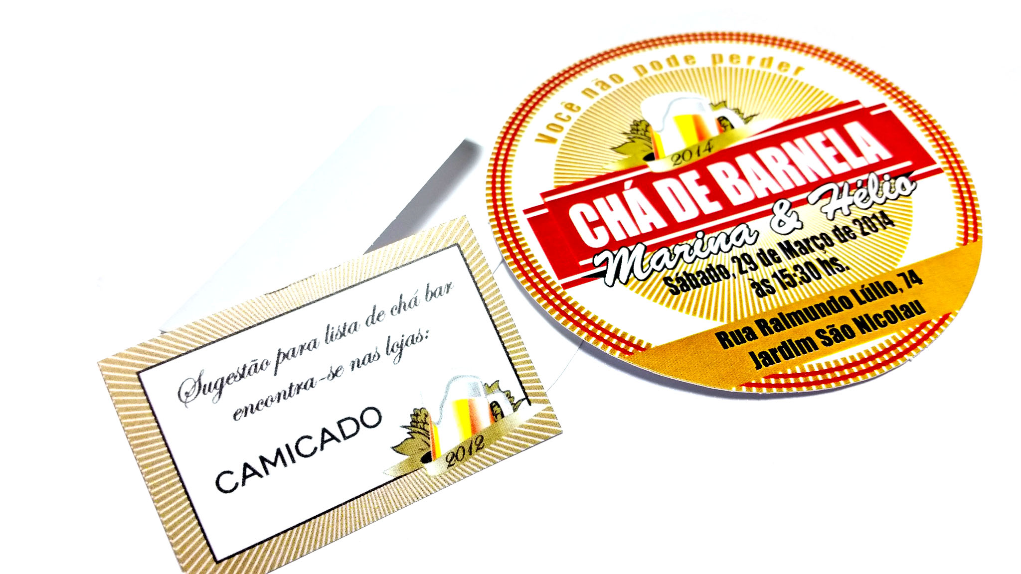 REF 0499 - Chá Bar Redondo