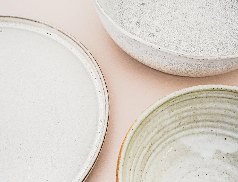 Sada keramického nádobí / 4 ks