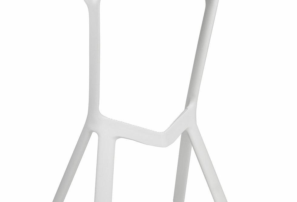 MIURA barová židle - bílá