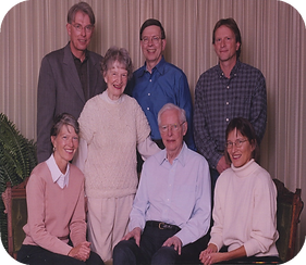 Dr. Joseph and Richard Bloomer | Parke County Community Foundation | Rockville, IN