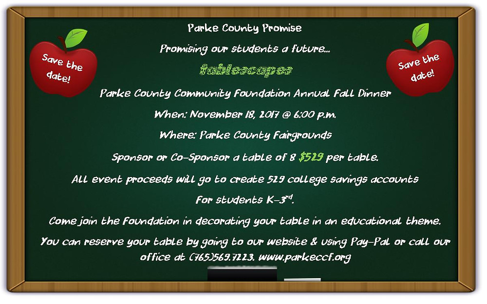 Parke County Promise