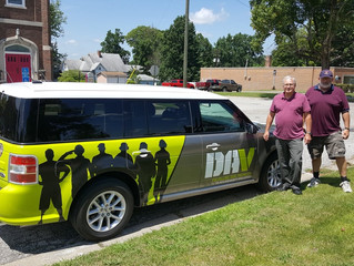 Parke County Receives New Van for Veteran Transportation