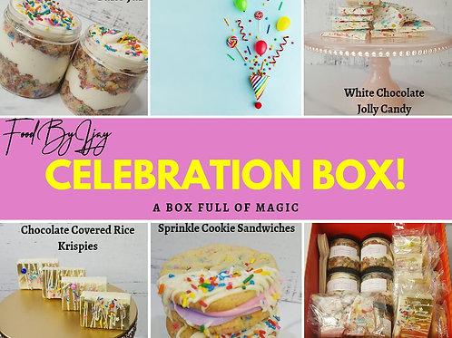 Foodbyljay Celebration Box