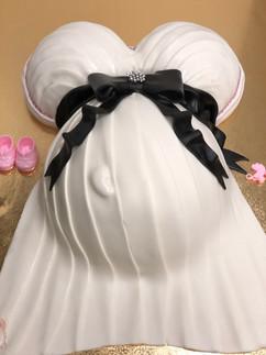 Expecting Mom Cake