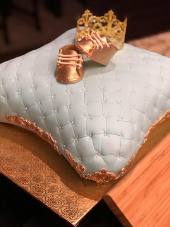 Royal Baby Pillow
