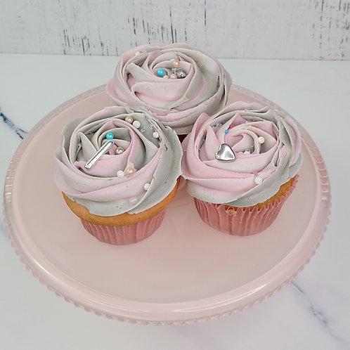 """""""Sweet Dreams"""" Cupcake 6 Pack"""
