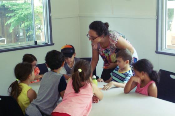"""Aula 1 (nivelamento) - """"A Família de Marcelo"""" (Ruth Rocha)"""