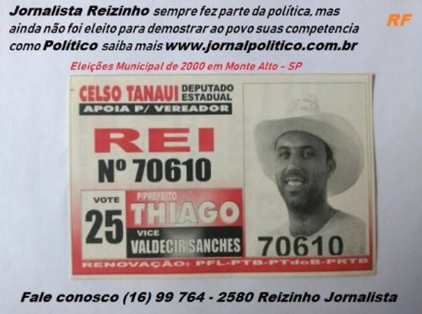 Mkt-RF Jornal Politico Reizinho Politica
