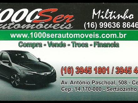 1000 Ser Automóveis