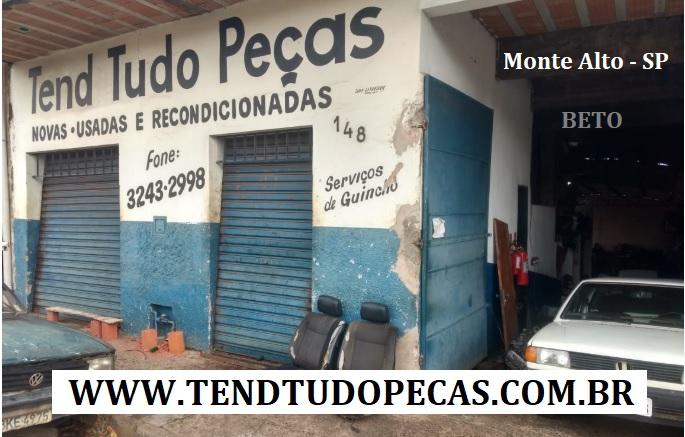 Beto Peças MA